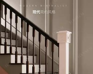 湖北現代簡約風格樓梯